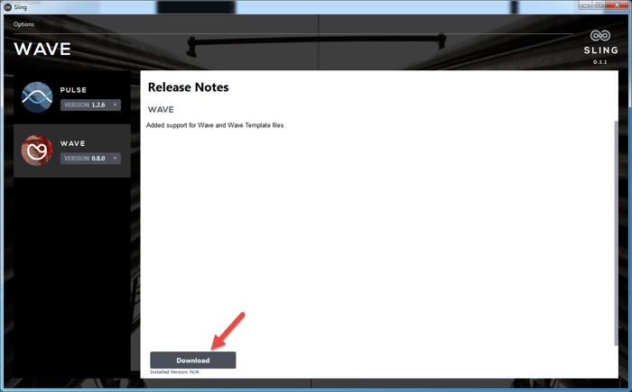 How to install - Erdos Miller Wave Software 3