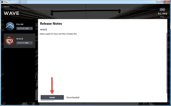 How to install - Erdos Miller Wave Software 5