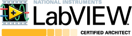 LabVIEW Consulting - Certified Architect Logo