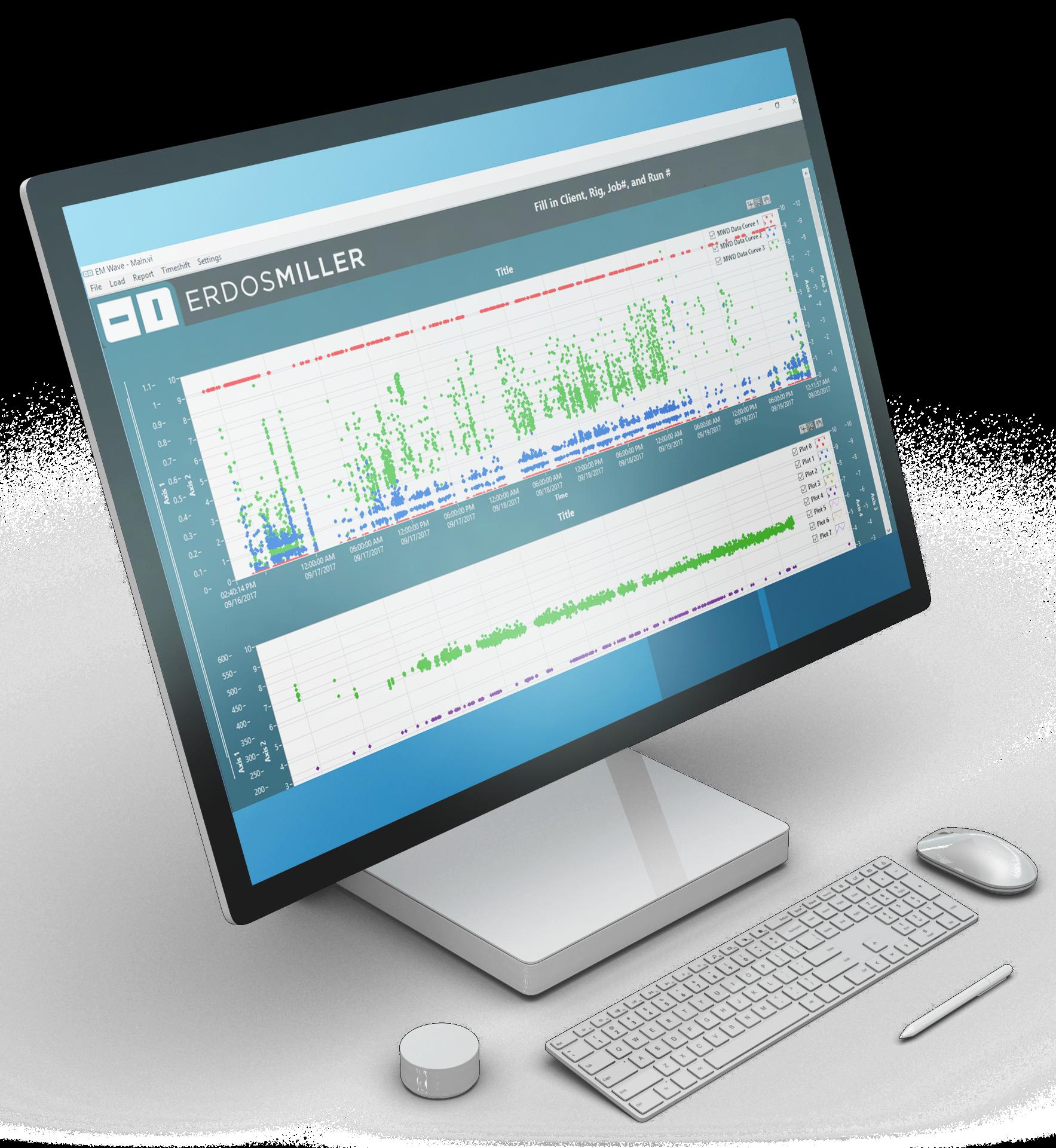 Erdos Miller Wave Software