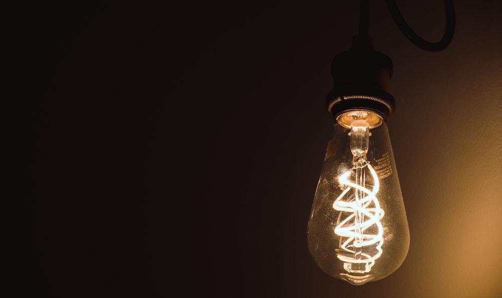 light bulb effective